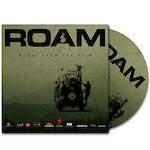 CD - ROAM Sound Track cover