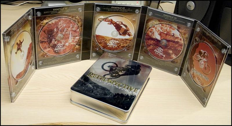 red bull rampage dvd